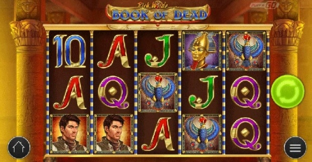 Darmowe spiny na slot book of the dead w casumo casino 1