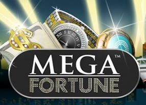 Mega Fortune to także rekordowy slot